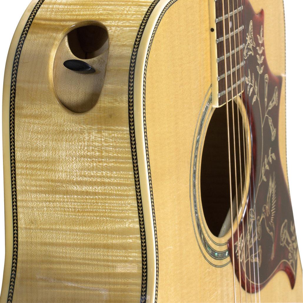 Gibson Hummingbird Style soundport